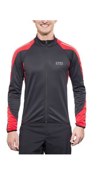 GORE BIKE WEAR Phantom 2.0 WS SO Jacket Men black/red